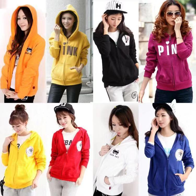 Wholesale Hoodies for Women from China Clothes Manufacturer-1