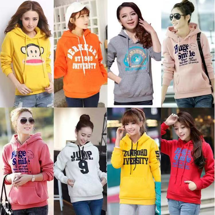 Wholesale Hoodies for Women from China Clothes Manufacturer-3