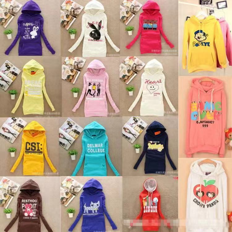 Wholesale Hoodies for Women from China Clothes Manufacturer-4