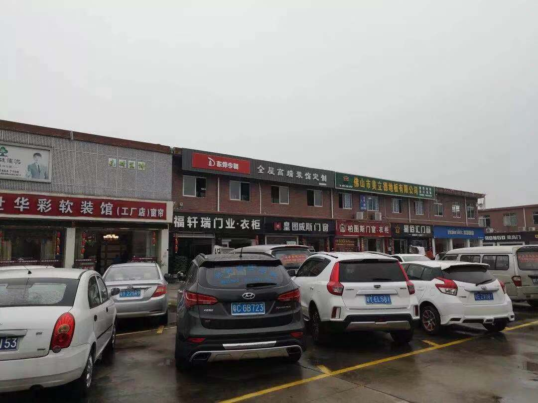 Wholesale Markets for Building Material in China-4