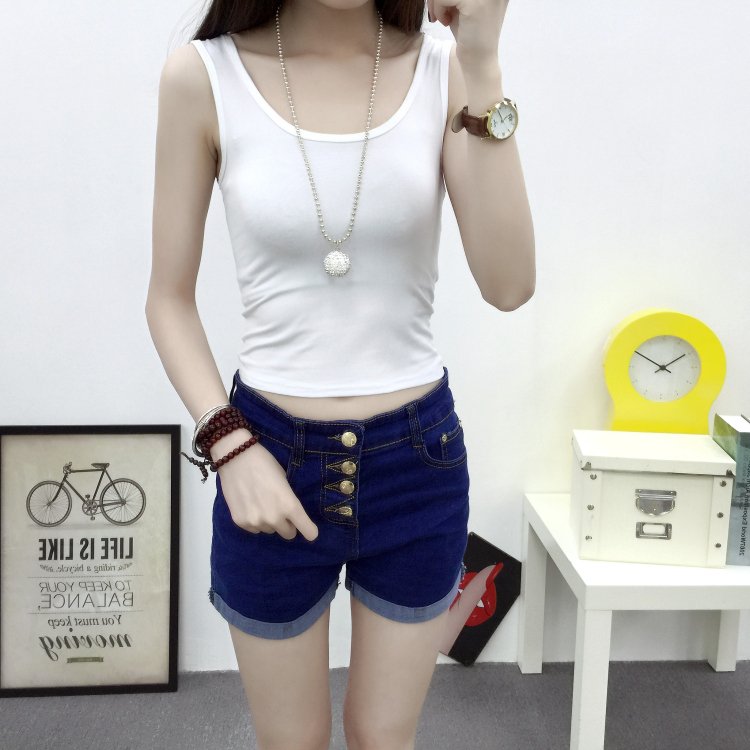 01 Ladies Wholesale Tank Tops from China Clothes Manufacturer
