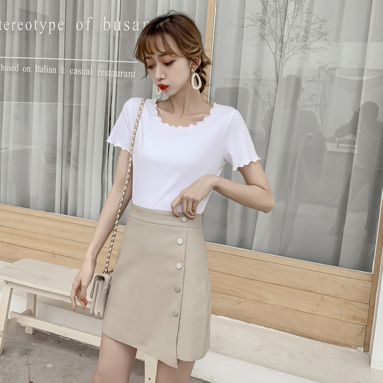 01 Women's Cotton Rib Knit Jersy at Discount Price