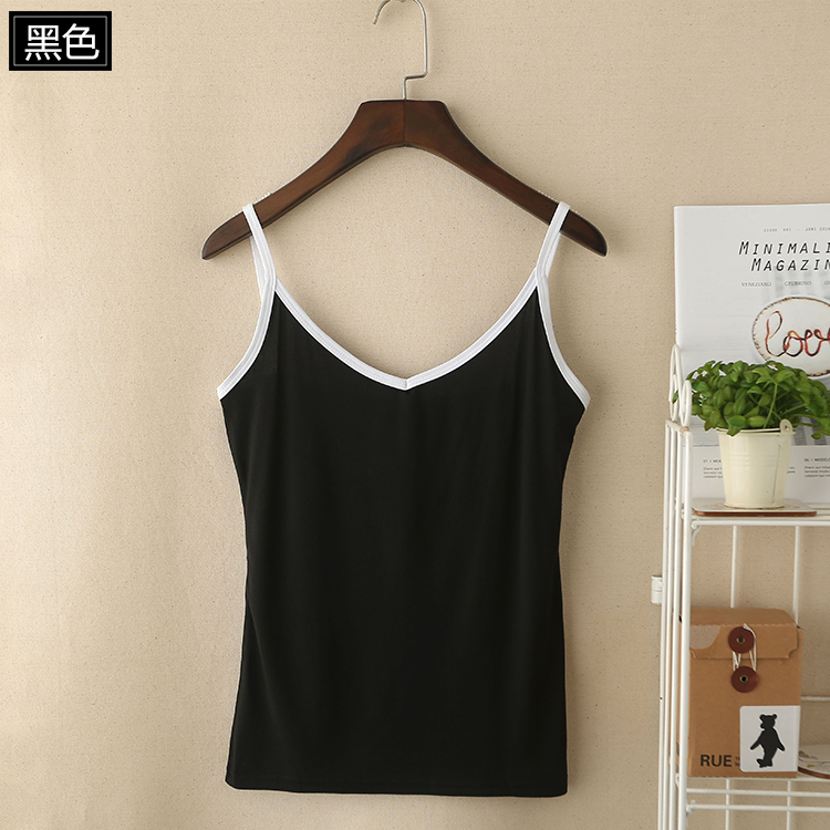 03 Black Workout Tank Tops for Women