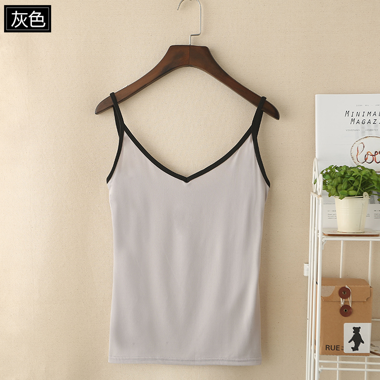 04 Ladies Wholesale Tank Tops in Two Colors