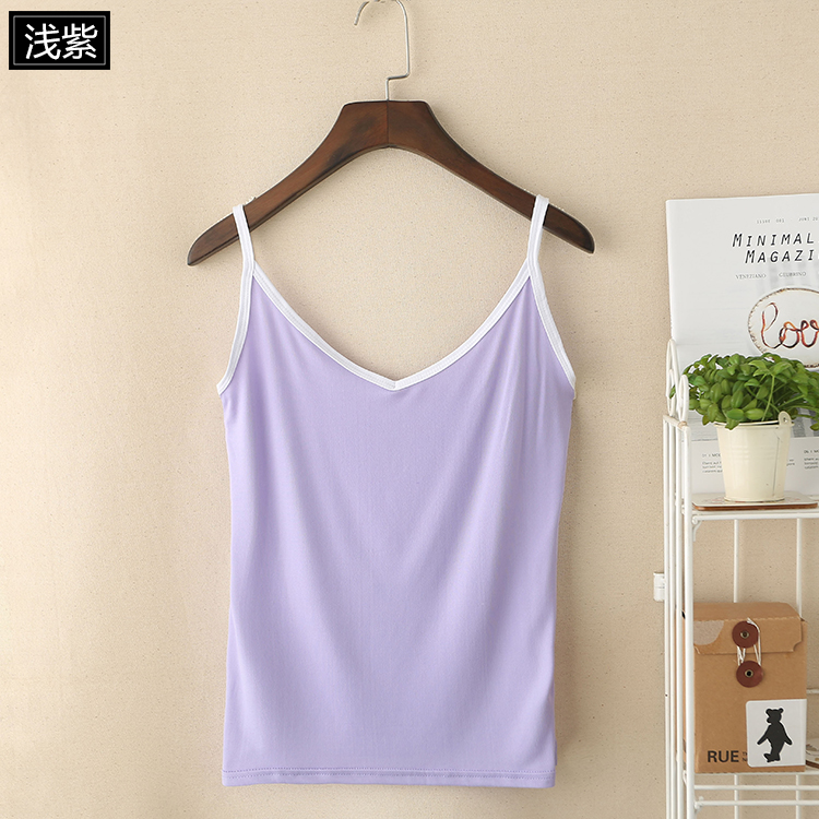06 Wholesale Purple Tank Tops for Girls