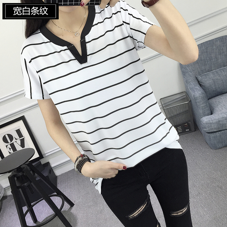 08 Women's Wholesale Two Tone Tees