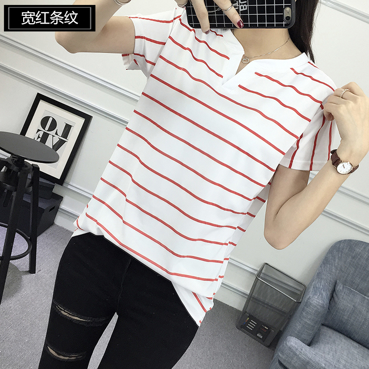 09 Women's Cutom Tees from China Clothes Factory
