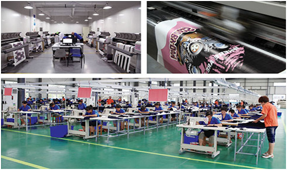 China Clothes Manufacturer of Custom Company Shirts