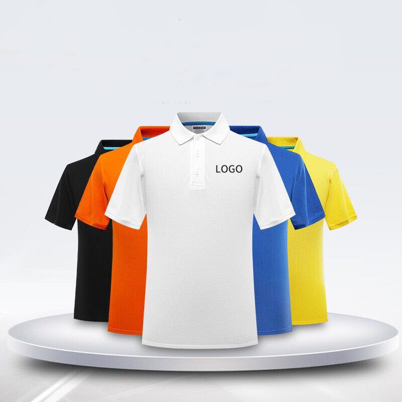 Corporate Polo Shirts from China Clothes Manufacturer