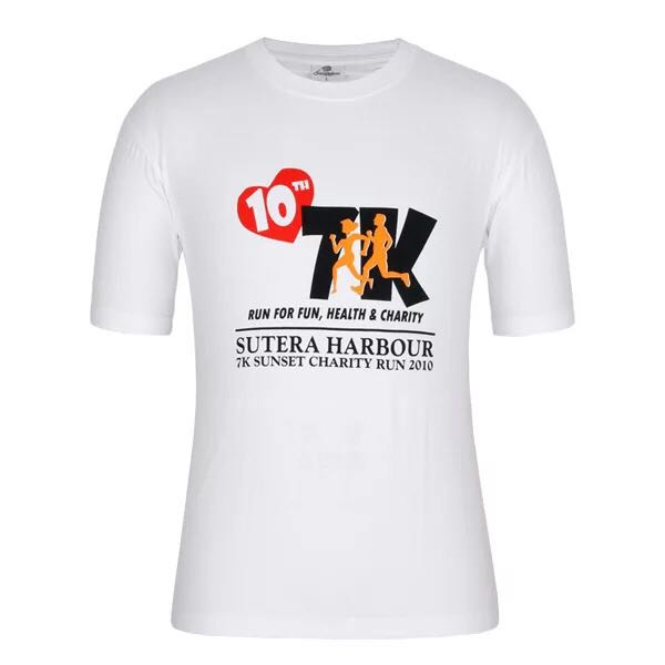 Custom Shirts for Charity Run from China T-shirts Manufacturer