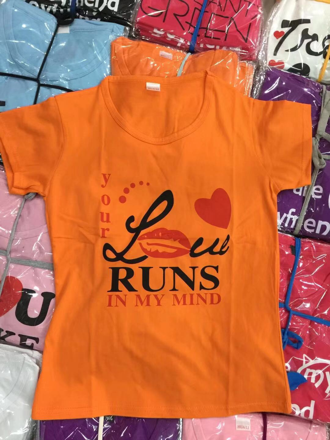 Ladies Wholesale Tee-Shirts from China-1