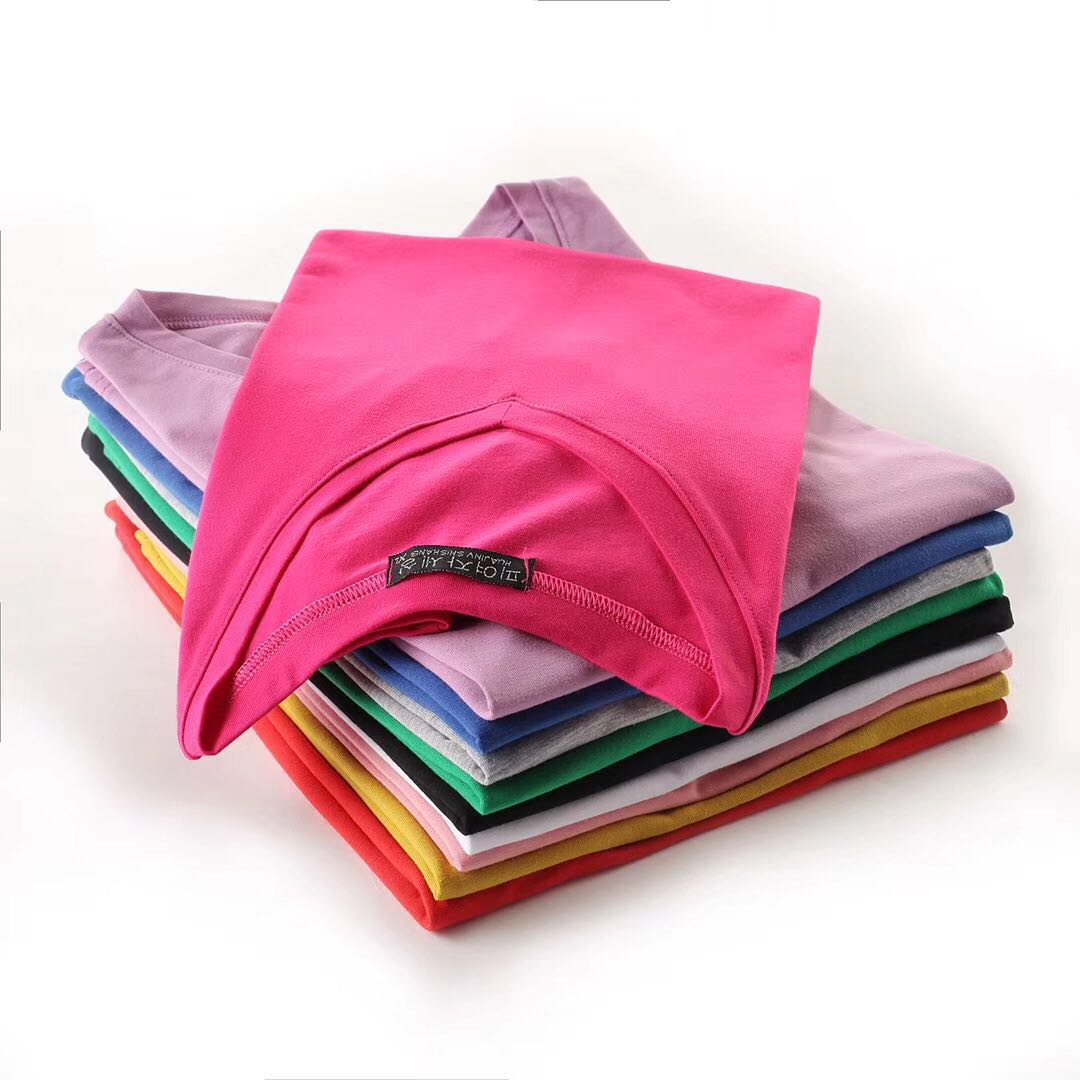 Plain Wholesale T-shirts for Women from China T-shirts Manufacturer