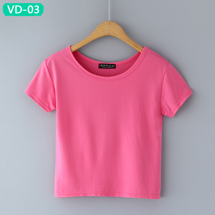 VD-03 Wholesale Cropped Tops for Girls