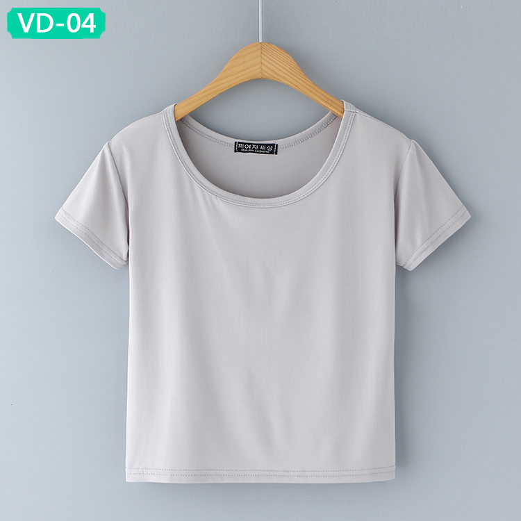 VD-04 Women's Cute Crop Tops at Discount Prices