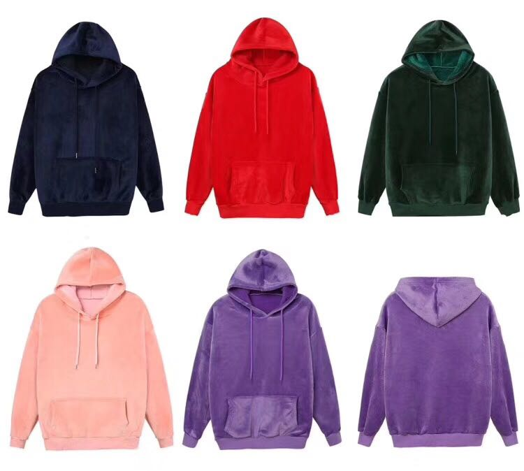 Wholesale Blank Hoodies from China Clothing Manufacturer-1