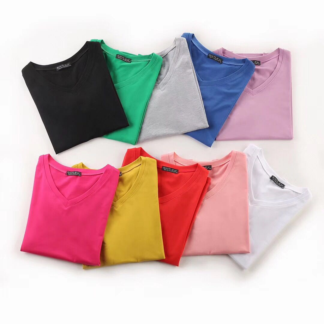 Wholesale Blank T-shirts for Printing from China-2