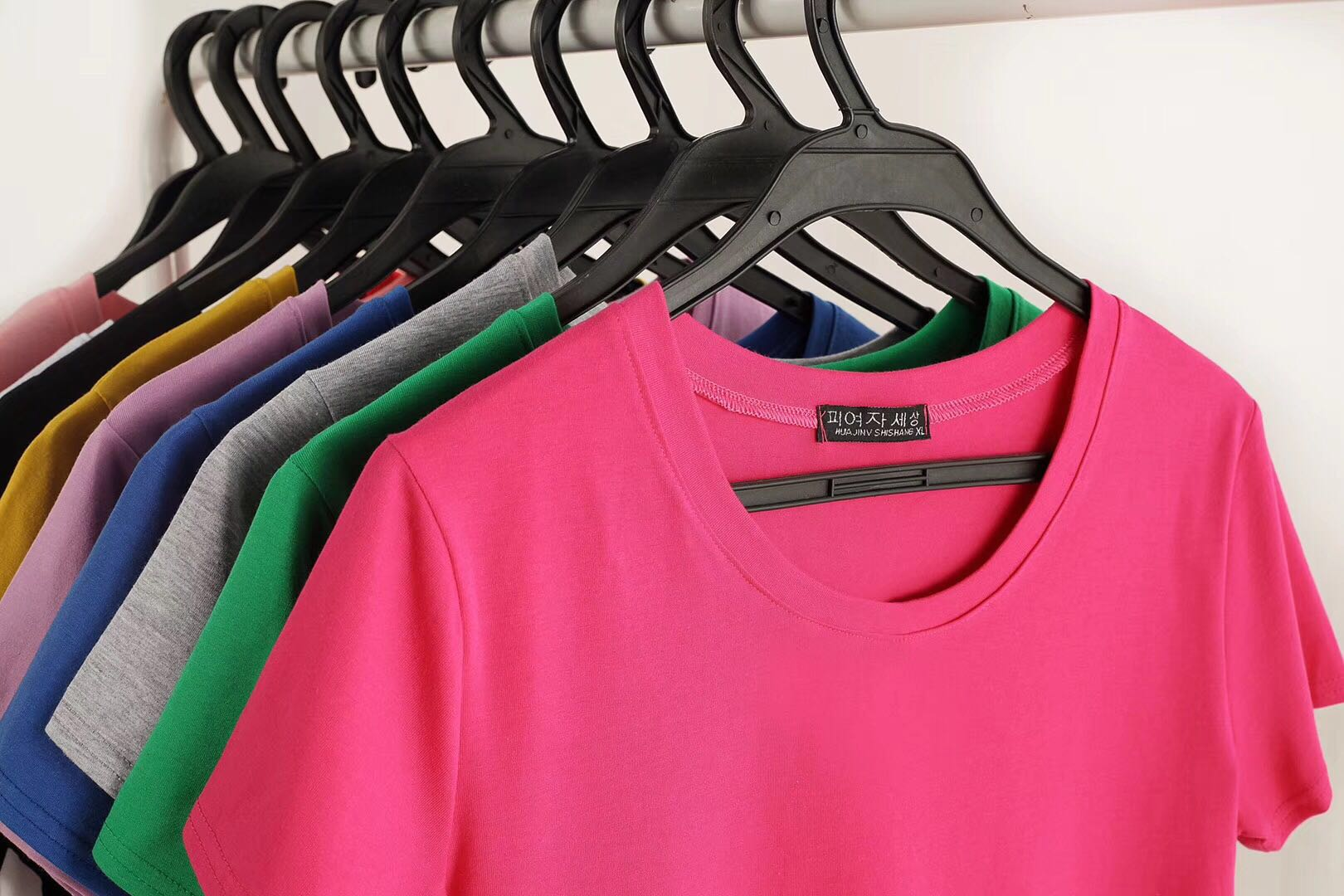 new concept 100% genuine matching in colour Ordering Wholesale Blank T-Shirts from China | Business in ...