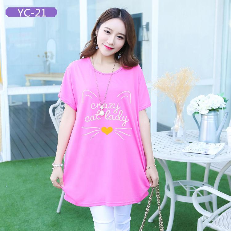 YC-21 Women's Wholesale Graphic Tees