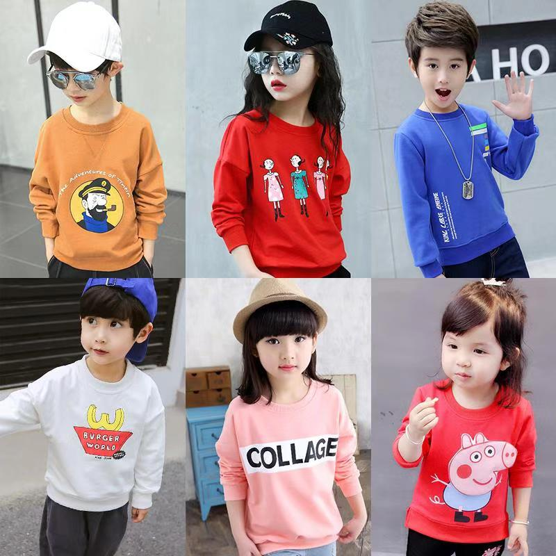 Wholesale Sweatshirts for Kids from China Clothes Factory