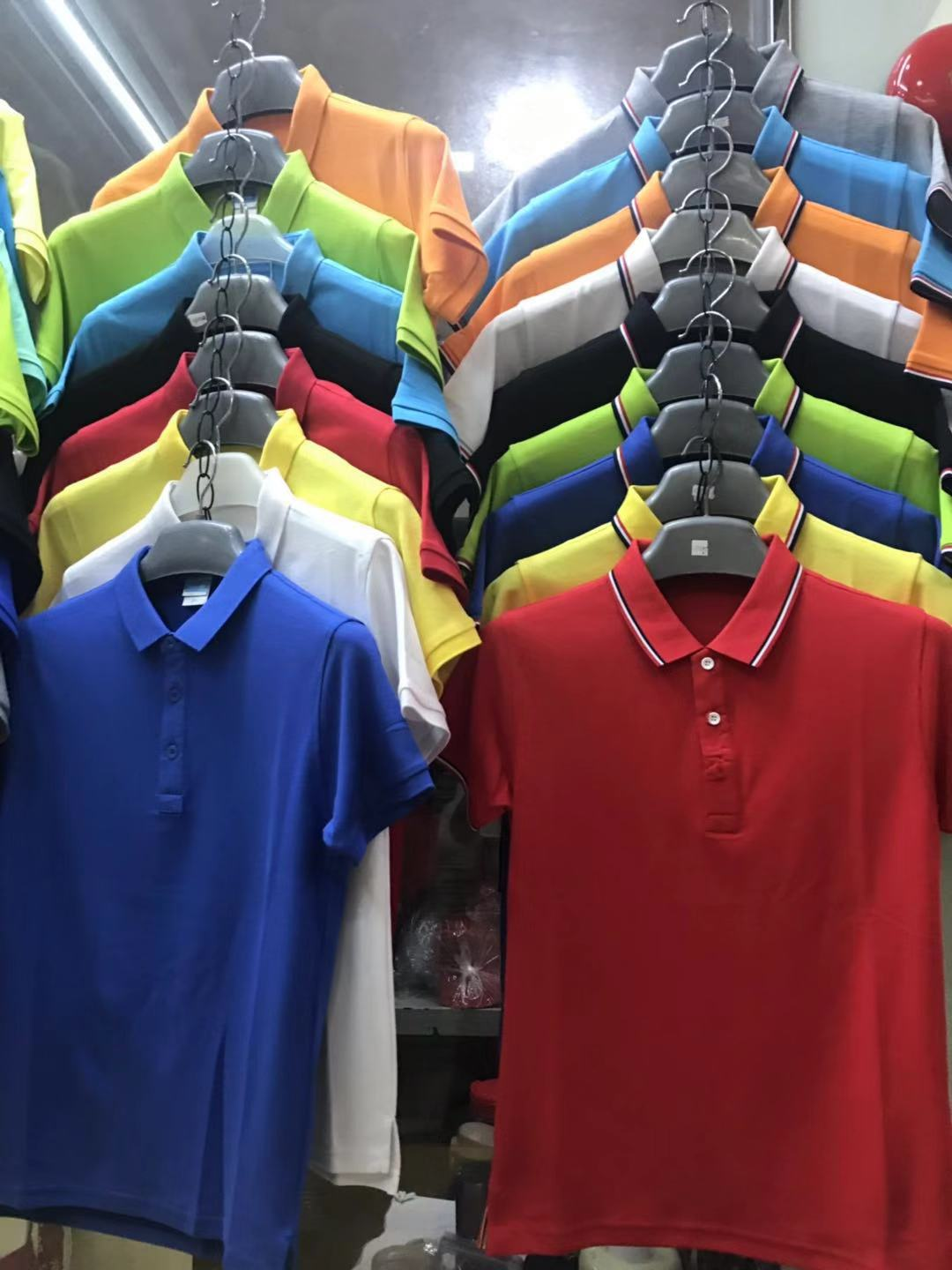 Polo 01-Wholesale Polo Shirts from Promotional T-shirts Manufacturer