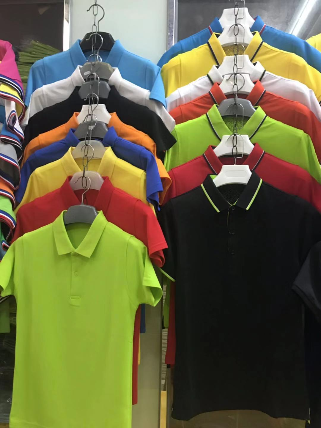 Polo 03-Promotional Polo Shirts from China T-shirts Manufacturer