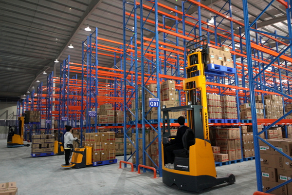 China 3PL Fulfilment Center