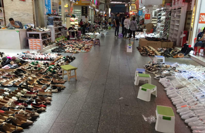 Shoes Stores inside China Footwear Wholesale Market-2