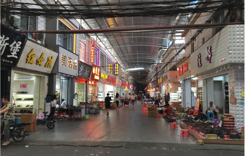 Shoes Stores inside China Footwear Wholesale Market-3