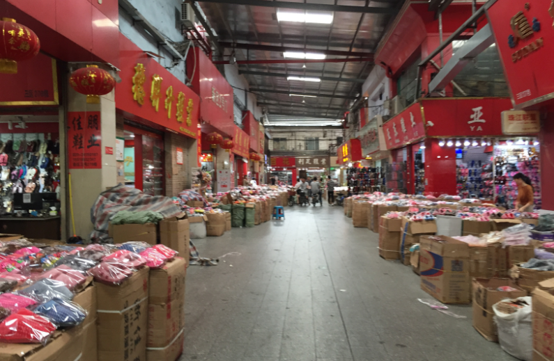 Shoes Stores inside China Footwear Wholesale Market-4
